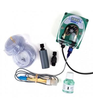 Controllo automatico del pH