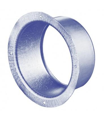 Flangia in acciaio zincato 200mm