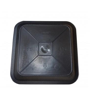Sottovaso 33,5x33,5 cm