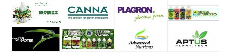 Coltivazione Indoor - Fertilizzanti e Tecniche